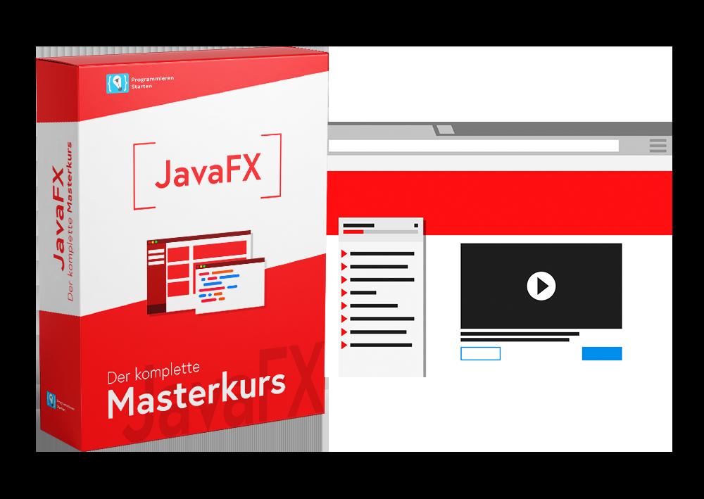 javafx masterkurs produktbox mit mitgliederbereich
