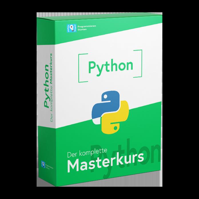python kurs produktbox einzeln